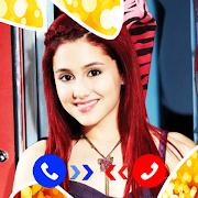 Ariana Grande Fake Call Voice And Video Call