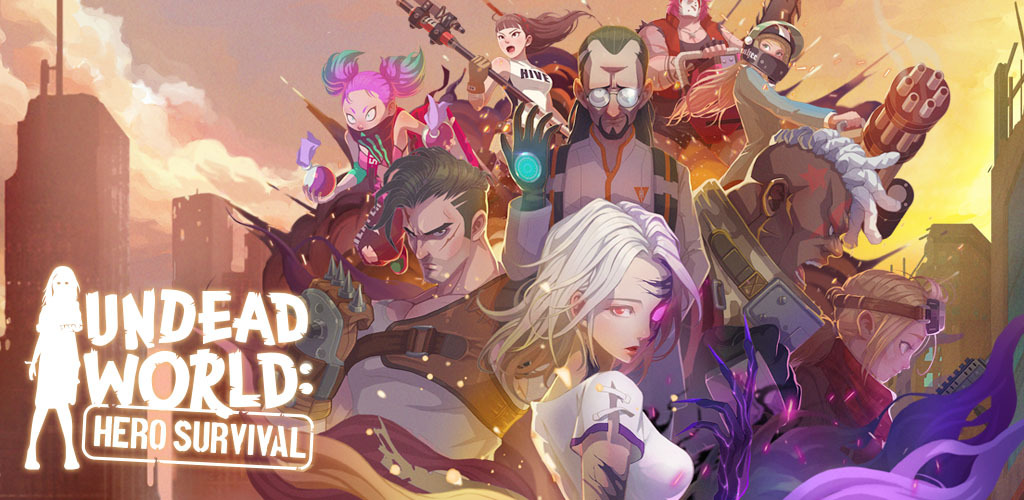 Undead World: Hero Survival poster 0