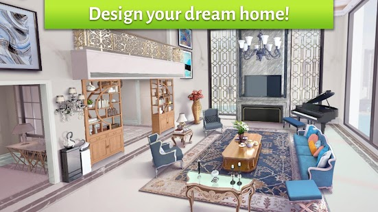 Home Designer - Match + Blast to Design a Makeover Screenshot