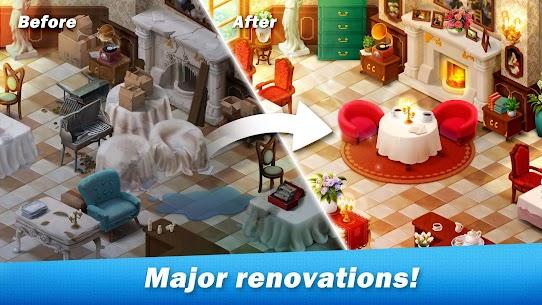Restaurant Renovation 2.5.4 MOD APK [UNLIMITED MONEY] 3