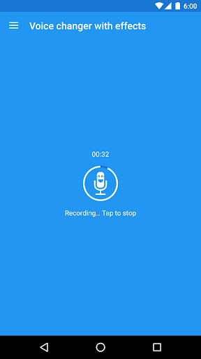 Voice changer with effects 3.7.7 Screenshots 1