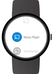 screenshot of Video Player for YouTube on Wear OS smartwatches