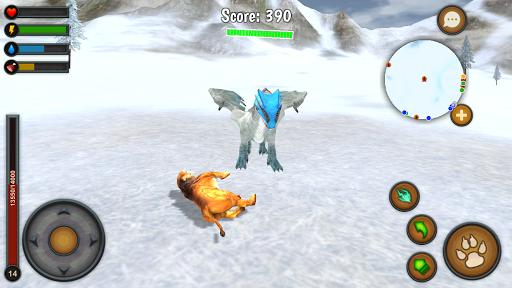 Sabertooth Tiger Chase Sim 2.1.0 screenshots 5
