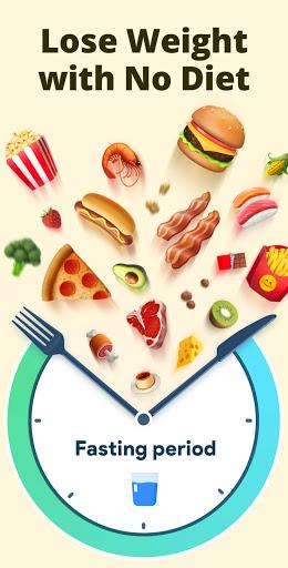 Fasting App - Fasting Tracker & Intermittent Fast 1.3.5 Screenshots 1
