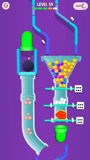 Pin Balls UP - Physics Puzzle Game  screenshots 5