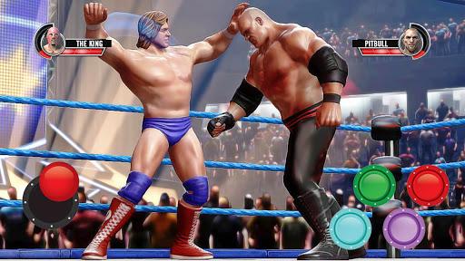 Pro Wrestling Games: Fighting Games 2021 2.5 Screenshots 4