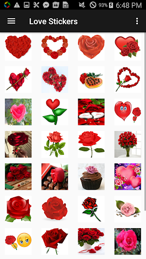 ILove Stickers - Free android2mod screenshots 4
