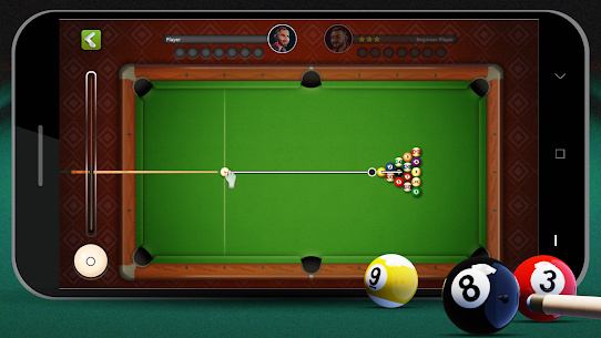8 Ball Billiards Mod Apk 2.0.3 (Free Shopping) 4