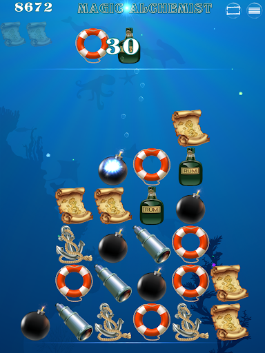 Magic Alchemist Under the Sea screenshots 20