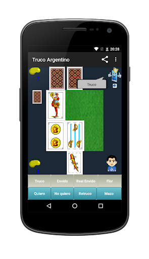 Argentinean truco 5.9 screenshots 4