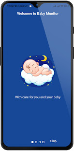 Baby Monitor - WiFi video nanny for your baby