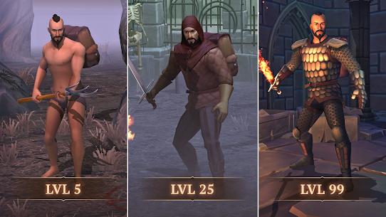 Grim Soul: Dark Fantasy Survival MOD APK 3.2.2 (Unlocked VIP, Free Crafting) 1
