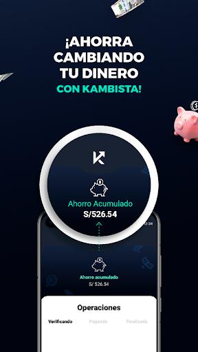 Kambista - Cambia du00f3lares y soles online screenshots 5