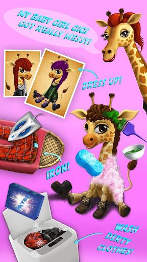Baby Jungle Animal Hair Salon - Pet Style Makeover 4.0.10005 Screenshots 6