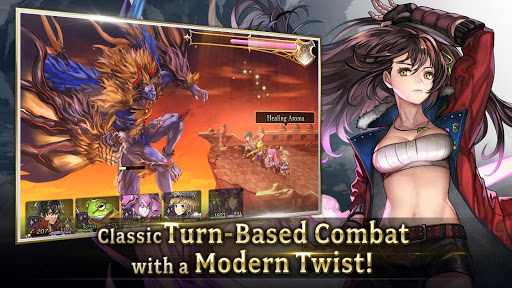 ANOTHER EDEN The Cat Beyond Time and Space 2.5.400 Screenshots 5