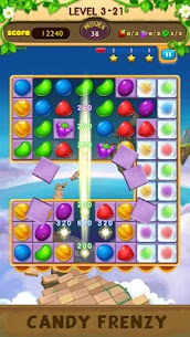 Candy Frenzy  Apps For Pc – Run on Your Windows Computer and Mac. 2