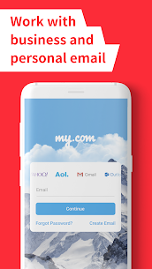 myMail: Email App for Gmail, Hotmail & AOL E-Mails 2