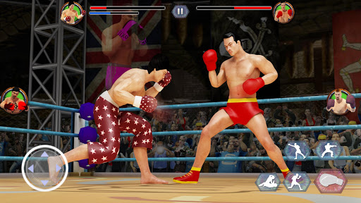 Tag Team Boxing Game: Kickboxing Fighting Games 2.9 Pc-softi 2