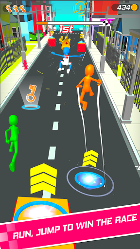 Hyper Jump 3D - Epic Run New Running Games 2021 screenshots 11