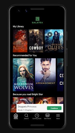 GALATEA - Addictive Stories android2mod screenshots 1