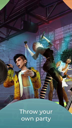 IMVU - 3D avatars, chat rooms & real friends  screenshots 4