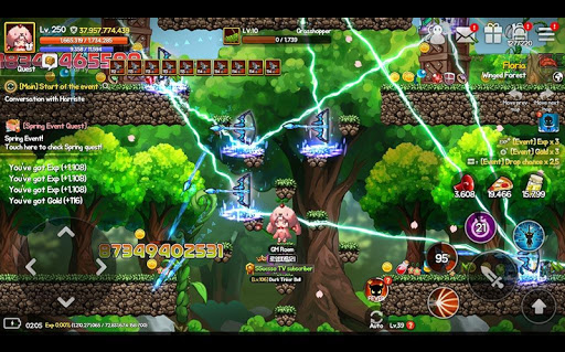 Roem - Pixel Dungeon Raid screenshots 23
