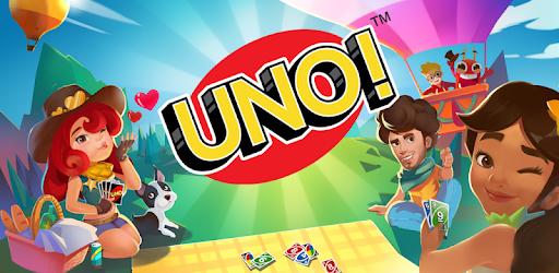 Screenshot of Uno
