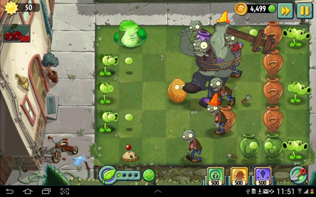 Plants vs Zombies™ 2 Free  poster 5
