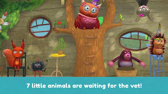 Little Fox Animal Doctor Apk Full , Little Fox Animal Doctor Games , New 2021 4