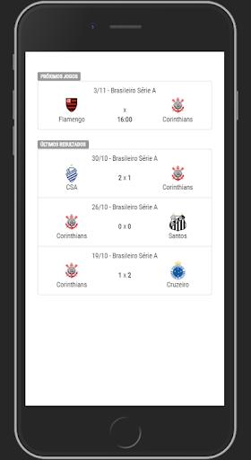 EsportesBR - Agenda do futebol 5.8 Screenshots 2