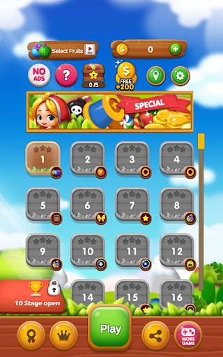 Fruits Crush - Link Puzzle Game 1.0027 screenshots 18