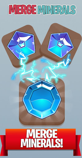 merge minerals! screenshot 1
