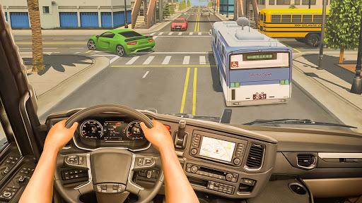 Bus Simulator: City Coach Bus driving - Bus Game  apktcs 1