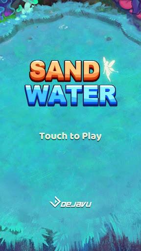 Sand Water : Fairy Garden apkpoly screenshots 1