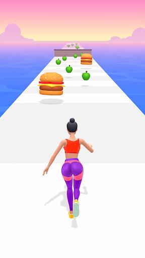 Twerk Race 3D screenshots 1