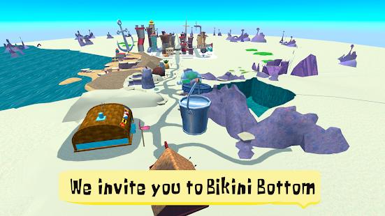Bikini Bottom Neighbor Delivery