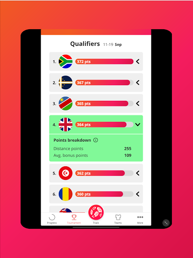 Vitality Running World Cup android2mod screenshots 7