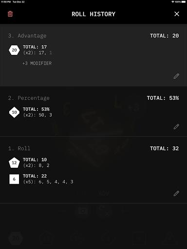Mighty Dice 3.3.0 screenshots 16