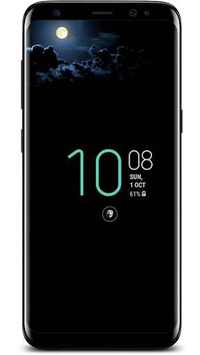 Custom AOD (Add images on Always On Display) 3.1.6 Beta Screenshots 1