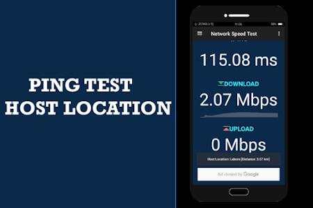 Speed Test Fast Internet 8.0