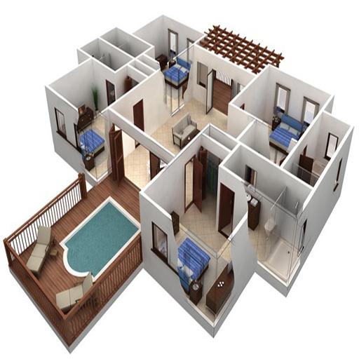 Desain 3d Rumah Aplikasi Di Google Play