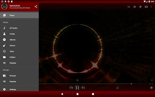 Spectrolizer - Music Player & Visualizer 1.19.100 Screenshots 9