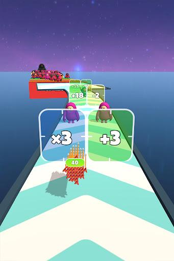 Flying Arrow Fest - Count Masters Brain Challenge  screenshots 15