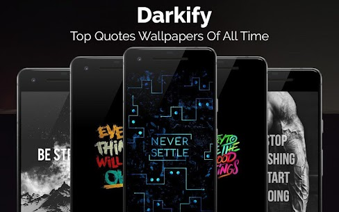 Black Wallpaper, AMOLED, Dark Background: Darkify 6