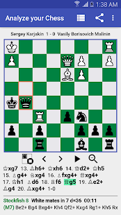 Analyze your Chess - PGN Viewer