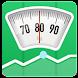体重管理 - 体重記録 朝夜