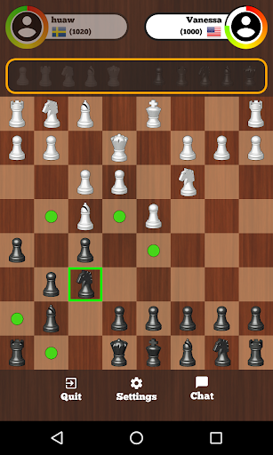 Chess Online - Duel friends online! apkmr screenshots 2