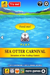 SEA OTTER CARNIVAL  For Pc, Windows 10/8/7 And Mac – Free Download (2020) 1