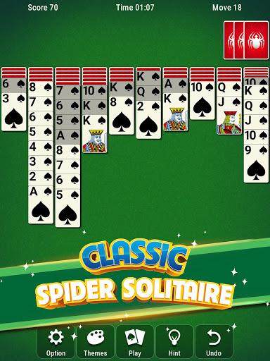 Spider Solitaire 2.0.9 screenshots 17