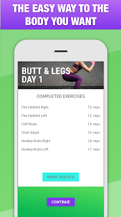 5 Minute Home Workouts: Exercises for men & women